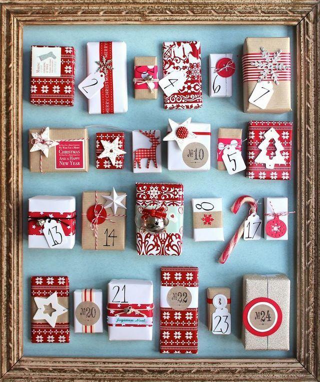 クリスマスまでをカウントダウンするための「アドベントカレンダー」を手作りしてみませんか?毎日1つずつ開けてお菓子などをゲットできるので、ワクワクしながらクリスマスを迎えることができるんです。今回は、折り紙を使ったアドベントカレンダーの作り方をご紹介します。