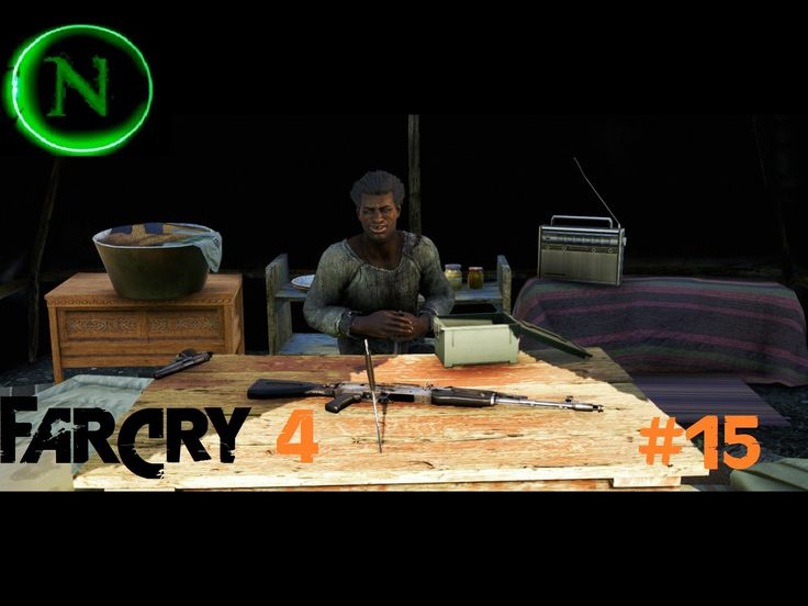 Far Cry 4 RECOMPENCE!