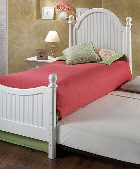 Ivory Westfield Twin Bed Amp Trundle
