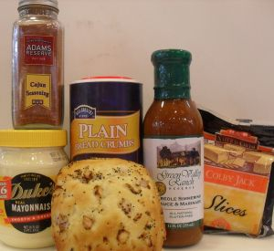 ... Cajun Burgers | Favorite Recipes | Pinterest | Burgers and Mayonnaise