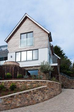Exterior House Refurbishment Design Ideas, Pictures, Remodel and Decor