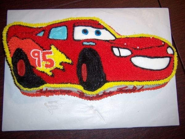 25 best Cars bday cakes images on Pinterest Birthday party