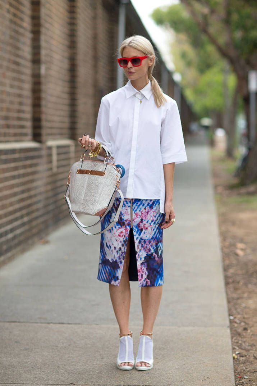 Best Street Style from Australia Fashion Week
