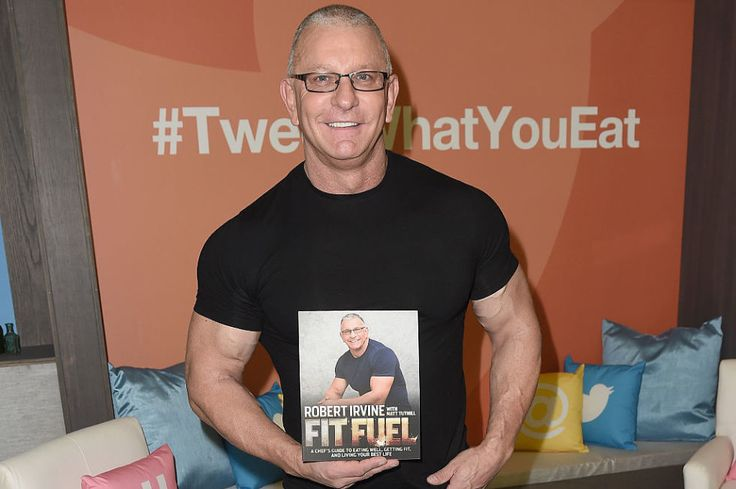 Robert Irvine's Secrets To Helping People Lose 100+ Pounds There's one big weight loss rule he wants you to give up immediately.