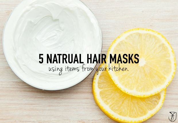 5 hair treatments you can make using ingredients in your kitchen