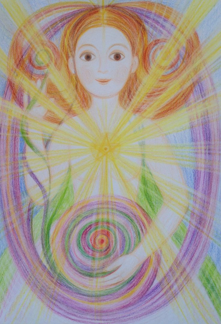 #goddess # spiral