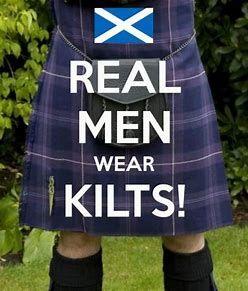 Image result for scottish kilts for men