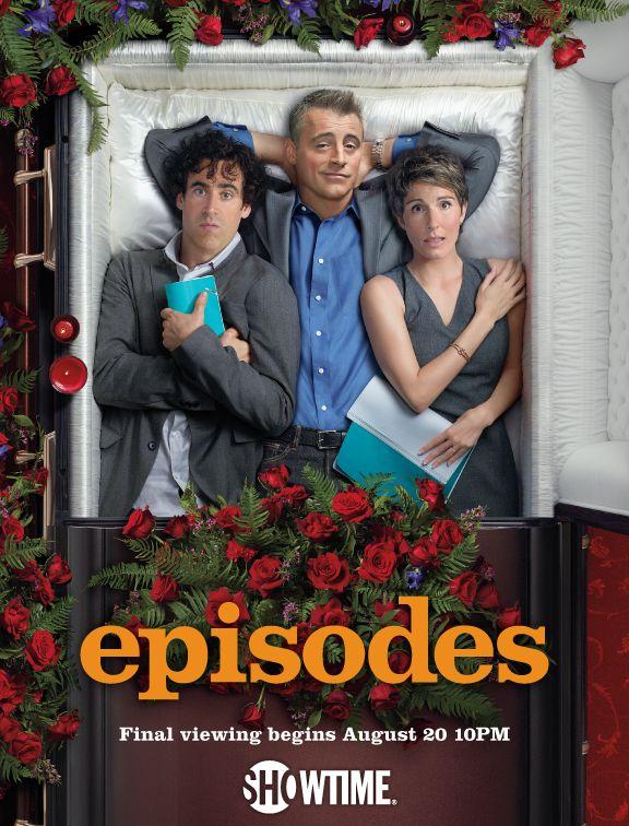 Episodes (Temporada 5) - Empezada el 6/12/2017