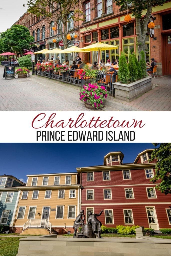 Top sights for every traveller in Charlottetown, Prince Edward Island