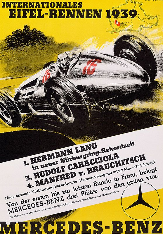 28 best images about posters automoveis on pinterest for Vintage mercedes benz posters
