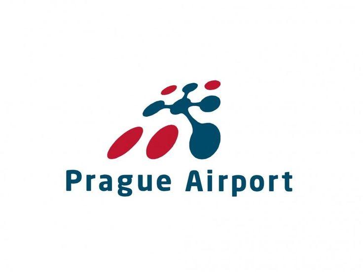 Letiště Praha - logo