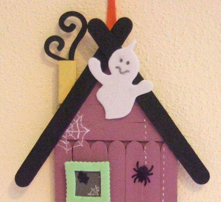 casetta di halloween