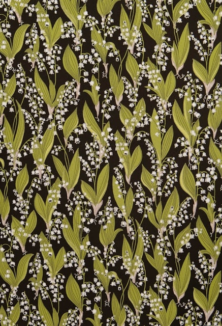 Muguet Wallpaper