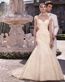 Casablanca Bridal Wedding Gown