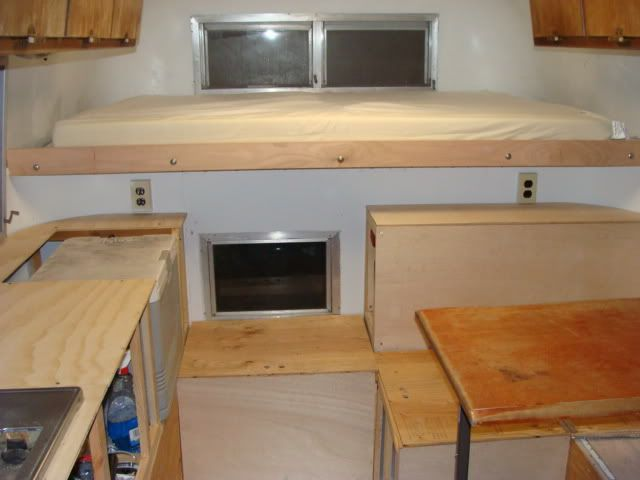 how to remodel a slide in Truck Camper | Woodalls Open Roads Forum: Truck Campers: Avion camper rebuilds ...