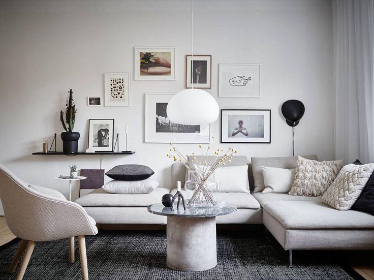 Soderhamn Ikea Hoekbank.Ikea Soderhamn Bank Home Decor Dizajn Belye Interery I Dizajn