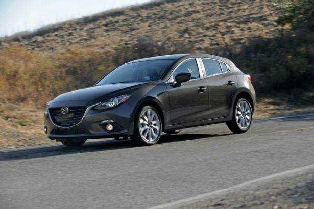 2016 Mazda 3 Black