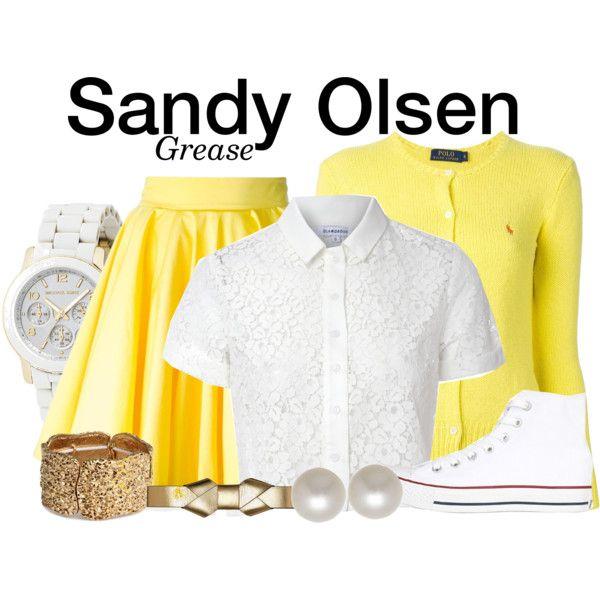 Sandy Olsen - Grease
