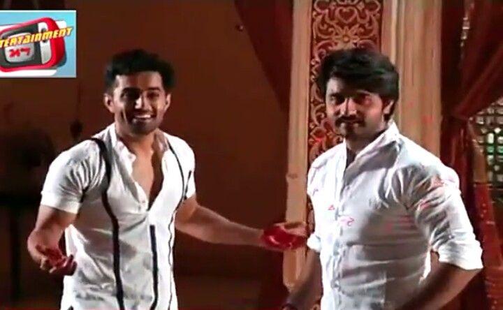 Shantano & Rudra offscreen 39 Rangrasiya
