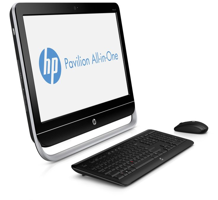 All in one PC HP Pavilion Image