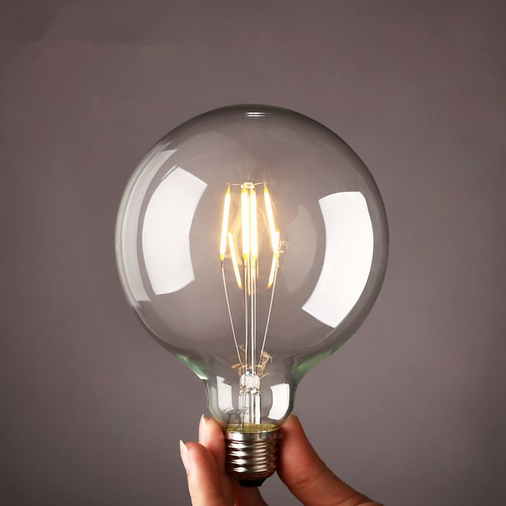 Find More LED Bulbs & Tubes Information about Retro Vintage E27 LED Light Bulb Sapphire chip G80 G95 LED edison bulbs Sapphire wick Transparent glass,High Quality glass cuboid,China glass desk Suppliers, Cheap glass lamp shades vintage from Zhongshan East Shine Lighting on Aliexpress.com