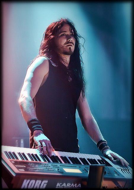 Tuomas Holopainen (Keyboardist/Composer)   Nightwish