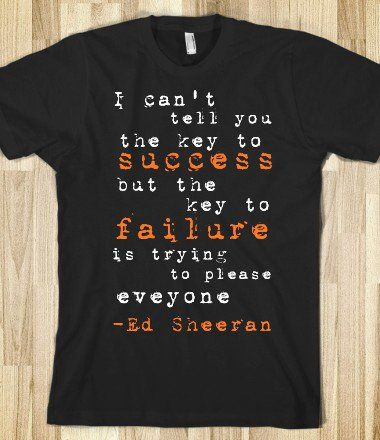 ed sheeran quote - I don't even know - Skreened T-shirts, Organic Shirts, Hoodies, Kids Tees, Baby One-Pieces and Tote Bags