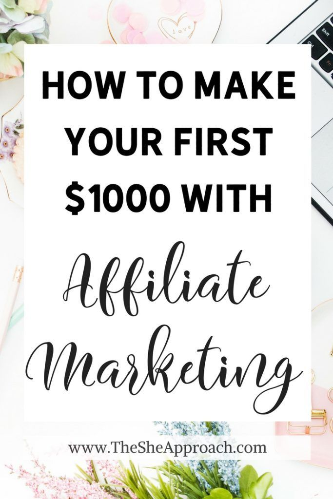 How to make your first $1000 in affiliate sales, make money blogging and become an affiliate marketing expert. #affiliatemarketing #makemoneyblogging Make money blogging with this affiliate marketing training! How to get started with affiliate marketing for bloggers. Make affiliate sales.