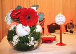 baseball wedding centerpieces - Bing Images