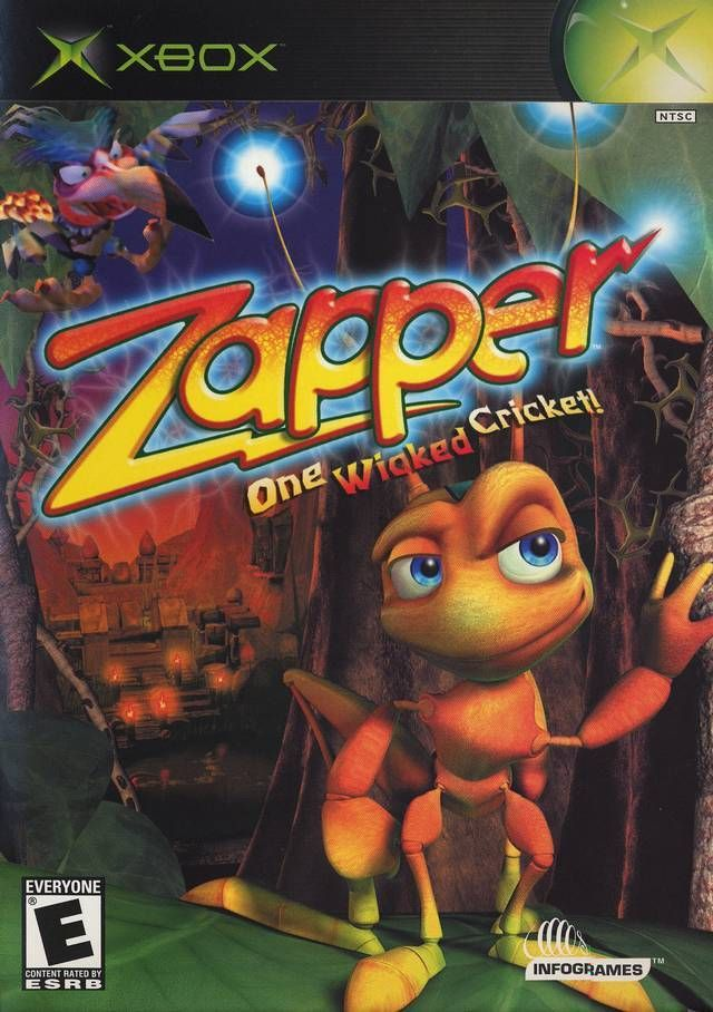 Check out the new review of Zapper: One Wicked Cricket for Xbox!