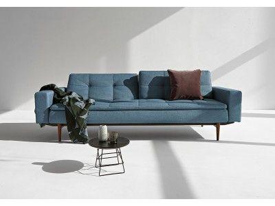 Dublexo sofa bed in mid-century modern style