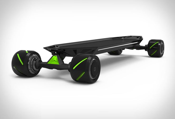 Blink Qu4tro Electric Longboard