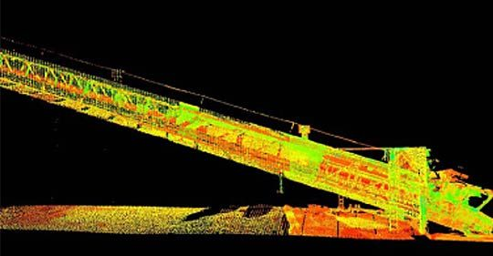 Calvada Surveying, Inc. is proud to be an elite land surveying firm/company providing state of the art in land surveying technology called High-Definition Surveying (HDS) or 3D laser scanning.