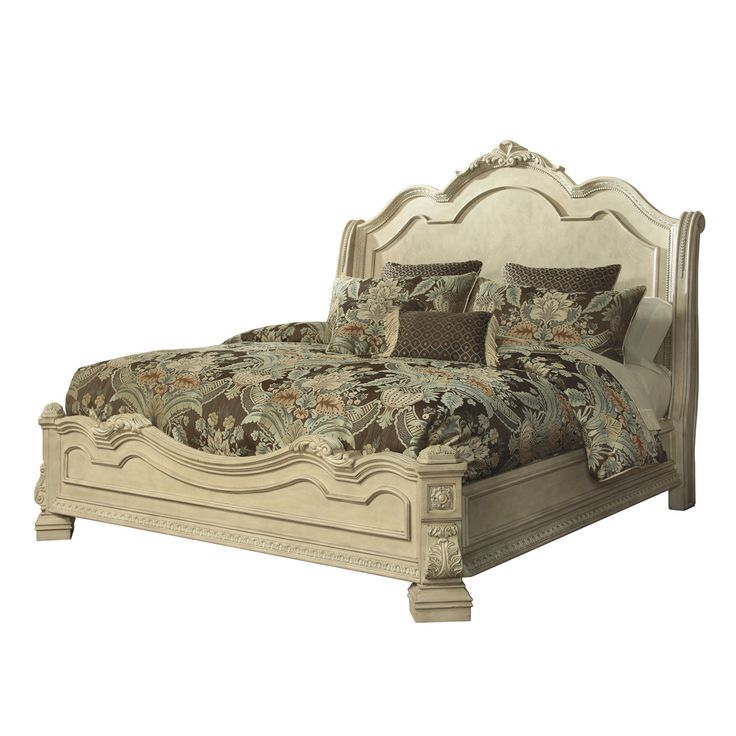 Signature Design By Ashley Ortanique Sleigh Bed At ATG Stores