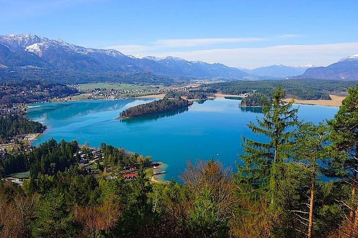 Faaker See Kärnten / Lake Faak, Southern Carinthia