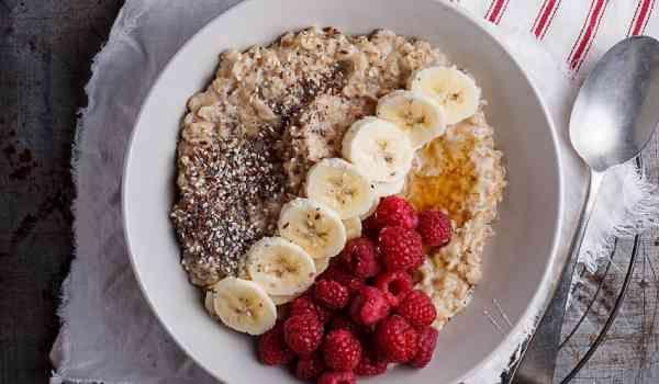 طريقة أكل الشوفان للرجيم Oatmeal Bowls Yummy Breakfast Oatmeal