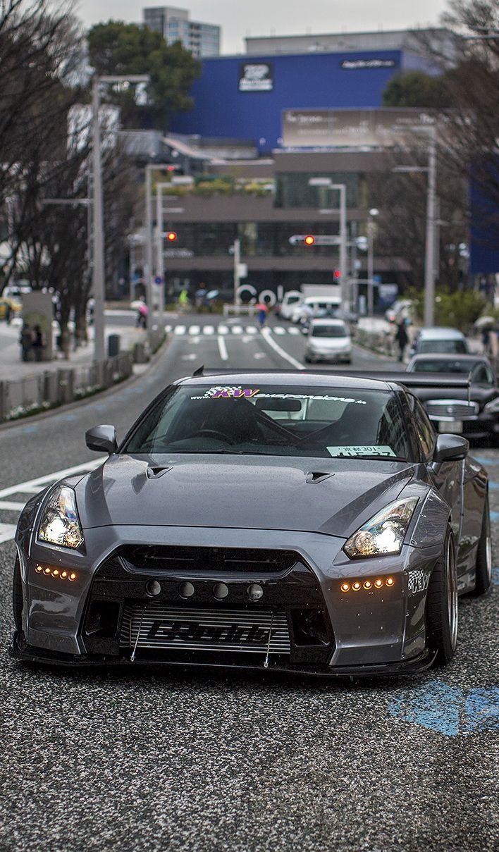 965 Best Nissan GT-R R35 Images On Pinterest