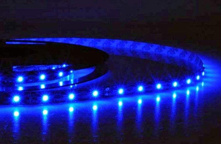 Tiras de LED: luz led daña la retina