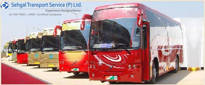 Mr Manoj Kumar, Director of Jatak Travels reviews on Sehgal Transport Service.