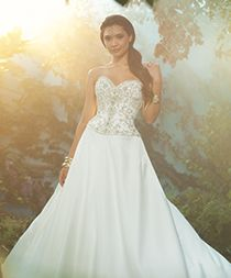 Disney Inspired Wedding Dressed By Alfred Angelo Id Loveeee This To Be My Dress Jasmine Of Course