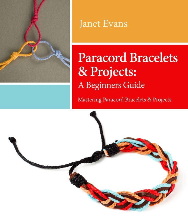 Paracord Bracelets and Projects: a Beginners Guide (Mastering Paracord Bracelets and Projects Now by Janet Evans - Read eBook