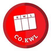 """Co.KWL supports learners using the instructional strategy of KWL charting. But the """"Co"""" brings collaborative learning to KWL charting! Students using Co.KWL can build a KWL chart together, working synchronously either on the same chart (K, W, L) or working on a different chart. 2, 3, 4 – as many students as you want can work collaboratively to build a KWL chart using Co.KWL. Please contact Elliot Soloway at soloway@umich.edu if you are interested in using Co.KWL in your classroom."""