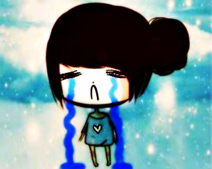 Tearful Girl. by heartlesslilith.deviantart.com on @deviantART