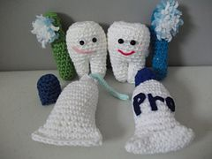 Ravelry: carmic5's Mr. and Mrs. Buck and Peg Teeth