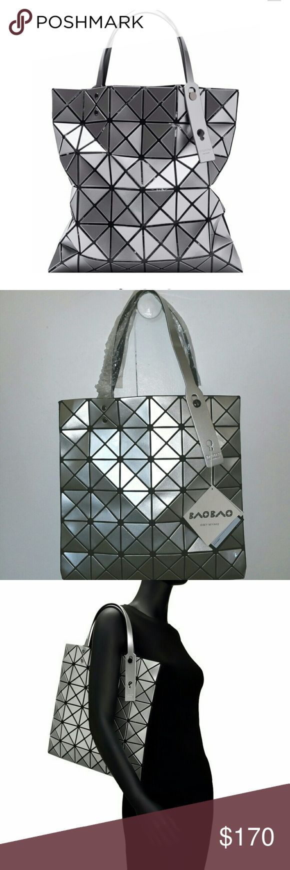 Lucent Bao Bao silver basic tote bag New without tags Bags Totes