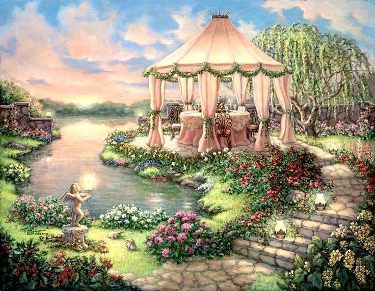 8 Best Gazebo Art Images On Pinterest Garden Gazebo