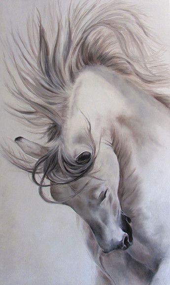 Pintura Realista, Cuadros Animalistas, Cuadros de Caballos, Encargos Especiales