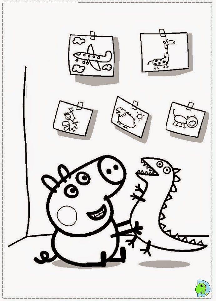Desenhos Da Porquinha Peppa Para Colorir Peppa Pig Com Imagens Peppa Pig Para Colorir Paginas Para Colorir Peppa Pig