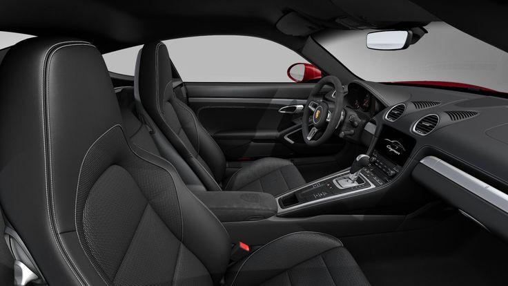 Porsche 718 cayman Car Configurator $84,680 (3 of 4)