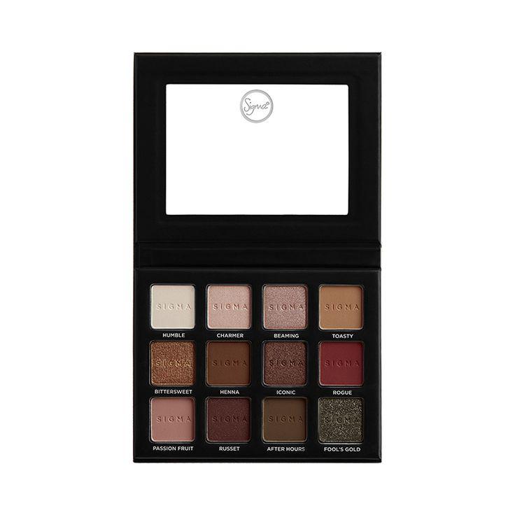 Warm Neutrals V. 2 Eyeshadow Palette
